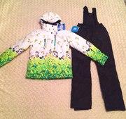 Зимние мембранные женские куртки,  комплекты,  горнолыжные костюмы