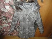 Курточка женская зимняя новая размер 48